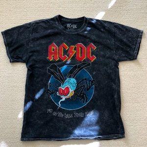 AC/DC tee 1985 Concert tour